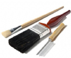 Brushes, Rollers, Preparation and Application Equipment